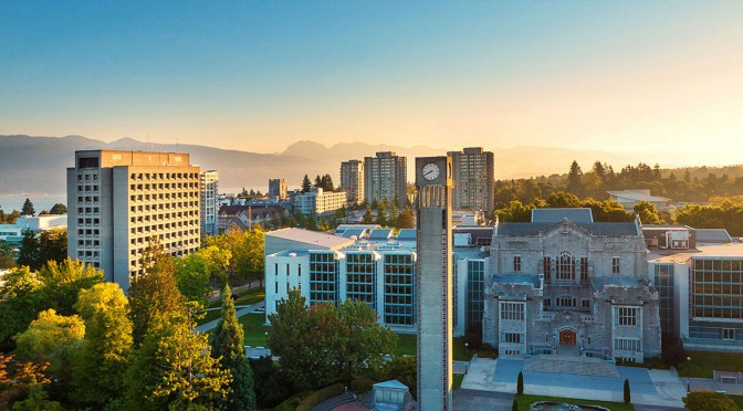 UBC Commerce Degree Info Sessions