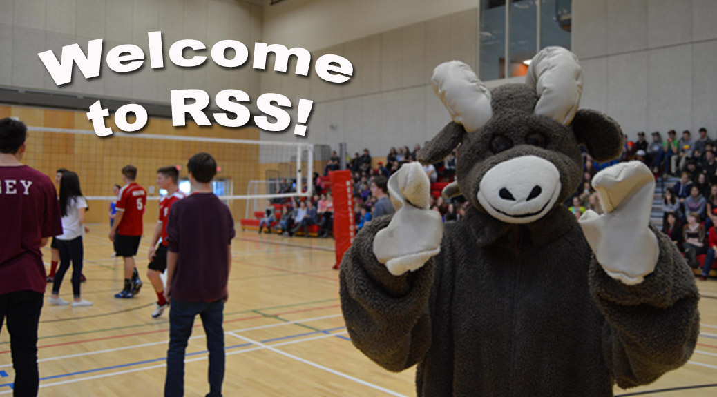 Welcome to RSS