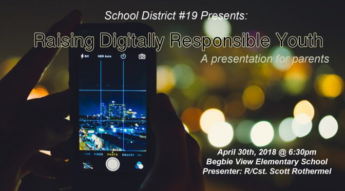 Presentation: Digital Youth